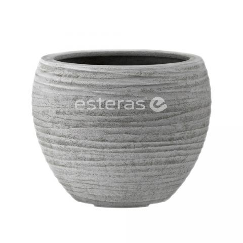 Chậu Composite Esteras Natural Element Ripple Marks Kapiti