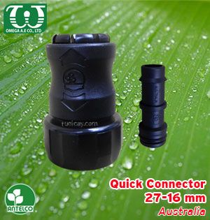 Quick Connector 16*27mm